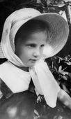 Stanka as a child